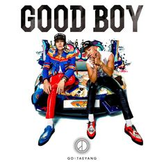 New Blogger 2015: [Lirik] GD X TAEYANG - Good Boy (Romanization / En...