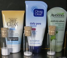 Avoid using these products. They contain microplastic beads which are polluting the Great Lakes and are harming fish populations.