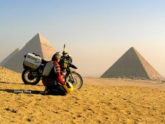 The Striking Viking in the Valley Dual Sport, Tron Light Cycle, Motorcycle Travel, Motorcycle Touring, Moto Bike, Pyramids Egypt, Cool Motorcycles, Cool Bikes, Photo Galleries