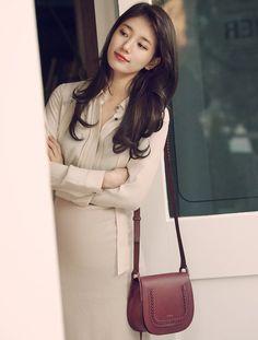 Image about miss a in Suzy ♥ by Tabi ♡ on We Heart It Kpop Fashion, New Fashion, Korean Fashion, Korean Beauty, Asian Beauty, Korean Celebrities, Celebs, Korean Girl, Asian Girl