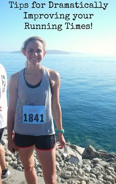Tips for Dramatically Improving your Running Times {plus one runner's weight loss story!}
