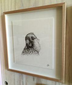 Ink on paper. Jonny Crennan