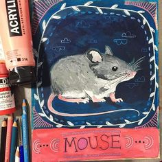 Mouse is today's daily animal. Mouse is about focus and attention to detail. Scrutiny. The flip side is that often the forest is lost for the trees; getting caught up in small details, nit-picking perhaps,  and not seeing the big picture. But Mouse is very organized and likes everything in its place. Mouse can help remind is that life is larger than it may appear... Broaden your sphere! It will help you keep balance between small details that are right in front of you and the larger order…