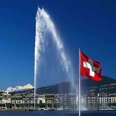 The Perfect Itinerary for Exploring Geneva in 1 Day Places Around The World, The Places Youll Go, Great Places, Places Ive Been, Places To Go, Around The Worlds, Best Vacation Spots, European Vacation, Lausanne