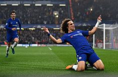 Soccer - David Luiz responds to rumours linking him with FC Porto - World Sport News Chelsea Football, Chelsea Fc, Keith Jones, French Cup, World Sports News, Antonio Conte, Fc Porto, Stamford Bridge, League Gaming
