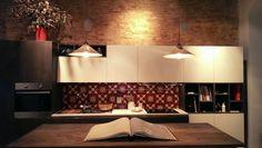 #design #kitchen #book #light #cosy