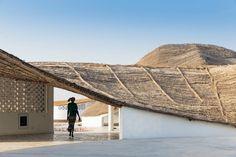 建築家・森俊子が手がける、アフリカの文化センター。   casabrutus.com