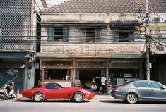 Film Photography, Street Photography, Film Camera, City Streets, Bangkok, Desktop, Etsy Shop, Digital, Wallpaper