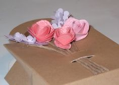 Piccole decorazioni floreali Icing, Box, Snare Drum