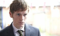 Shaun Evans as Endeavor Morse