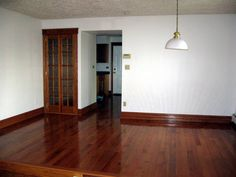 Dining Room Hardwood Floor