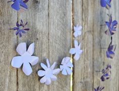 Flower Nursery or Wedding Decor, 3D Metal Wall Art from Aluminum Soda Cans by TranscendentTreasure, $100.00