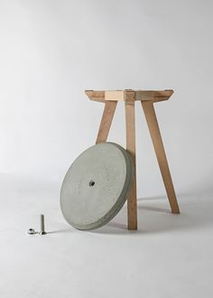 Eco-Friendly Concrete Furniture and Decor by Bentu Design