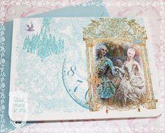 PAPER  NOSH  Bal  de Versailles la Danse for Marie Antoinette Engagement Bal February 24, 1745