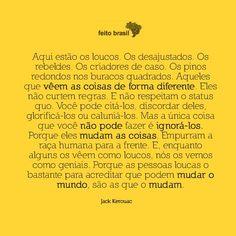 Feito Brasil - jack kerouac
