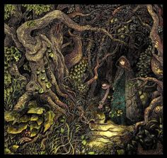 magdalena korzeniewska - Makes me think of Hansel and Gretel..