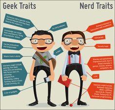 単純に「オタク」とするのはちょっと違う「Geek(ギーク)」と「Nerd(ナード)」 - GIGAZINE