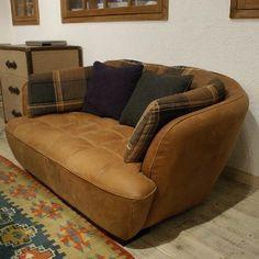 OPIAM/オピアム ソファー 2人掛け。パンみたいなソファ。