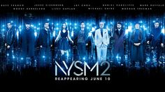 Now You See Me 2 2016 English 480P HDCAM 350MB Download Free Movie - Movies Box
