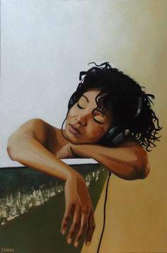 "Saatchi Art Artist Yvan Favre; Painting, ""120616"" #art"
