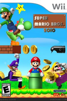 SUPER MARIO BROTHERS NEW PC GAME FREE DOWNLOAD 11 MB RIPPED   Super Mario Brothers New PC Game Free Download  Super Mario Bros. ( スーパーマリオブラザーズ Supa Mario Burazāzu ?  lit. Super Mario Brothers ) is a platform game designed by Shigeru Miyamoto  released on September 9 in 1985 and produced by the company Nintendo for the console Nintendo Entertainment System (NES). The play describes the adventures of brothers Mario and Luigi  characters and starred in the arcade Mario Bros.  1983. On this…
