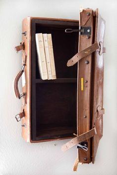 Suitcase Cupboard / Recreate