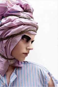 Antonia Wesseloh & Estee Rammant for S Magazine