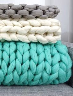 Woolly Cloud Blanket - the Softest Blanket You'll Ever Touch. Love at first touch!