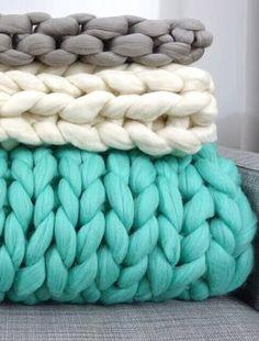 Woolly Cloud Blanket - the Softest Blanket in the World! 100% Merino Wool.
