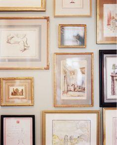 Framed Book Prints
