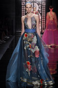 Reem Acra Spring 2016 Ready-to-Wear Fashion Show Collection