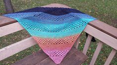 Ravelry: asimplehomestd's Heaven and Earth shawl