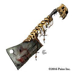 Artwork 1 for RPG Pathfinder: Horror Adventures by shiprock on DeviantArt