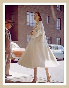 Photographer Nina Leen 1954   High Low Vintage