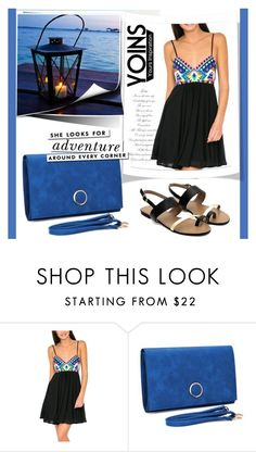 """""""YOINS 24"""" by melisa-hasic ❤ liked on Polyvore featuring Kate Spade and yoins"""