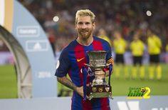 بطولات ميسي رفقة برشلونة