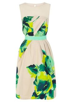 Coast belted dress, 110
