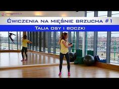 Ćwiczenia na boczki i talię osy - skuteczny trening w domu