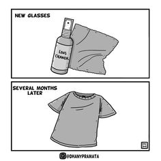 People who wear glasses will understand Glasses Meme, New Glasses, Funny Cute, Really Funny, Hilarious, People With Glasses, I Have No Friends, English Memes, A Writer's Life