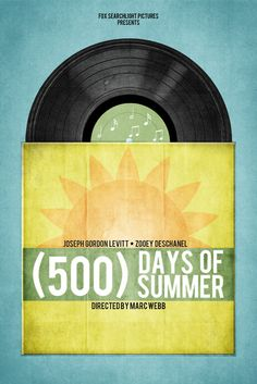 (500) Days Of Summer by Brock Weaver  forksknivesandspoons' and anonymous' request