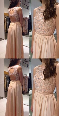 Backless Prom Dresses,Beading Prom Dress,Open Back Formal Gown,Open Backs Prom Dresses,Sexy Evening Gowns,Chiffon Formal Gown For Teens Modest Prom Dresses Cheap, Open Back Prom Dresses, Prom Dresses For Teens, Backless Prom Dresses, Beautiful Prom Dresses, Prom Party Dresses, Bridesmaid Dresses, Bridesmaids, Sexy Long Dress