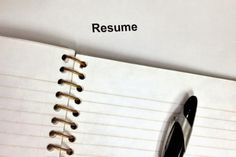 Resume Writing Tips // Sweet Spontaneity