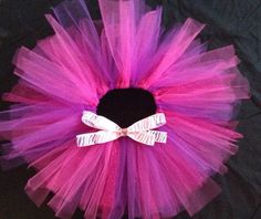 Hand made Pink and purple princess tutu on Etsy, $20.00