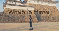 March in Himeji castle #zaradress fashion fashionblog winterfashion hyogo forever21 globalwork