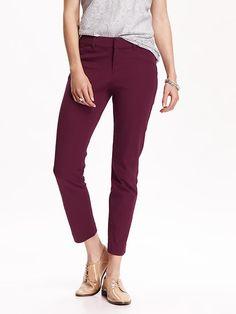 "JUST BOUGHT! ""Potent Purple"" Pixie Mid-Rise Ankle Pants"