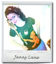 Jenny Lane supports HUG ME for Monkey Business