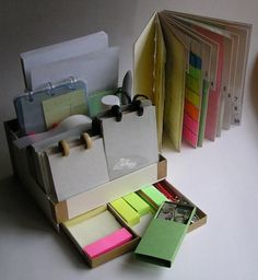 """Always have paper or stickies on hand. Never let an idea slip away.""  - Judy of the Woods, #diyplanner"