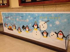 Welcome to a New Year 2014 Cool Teamwork! Penguins