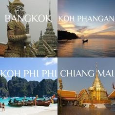 planning a trip to thailand: thailand 2 week itinerary