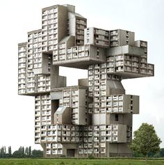 Brutalist architecture - the remix | Architecture | Agenda | Phaidon
